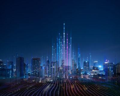 city date lights